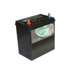 Batterie 12Volt 35Ah + à gauche