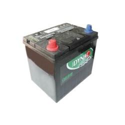 Batterie 12Volt 60Ah + à gauche